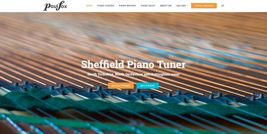 Sheffield Piano Tuner