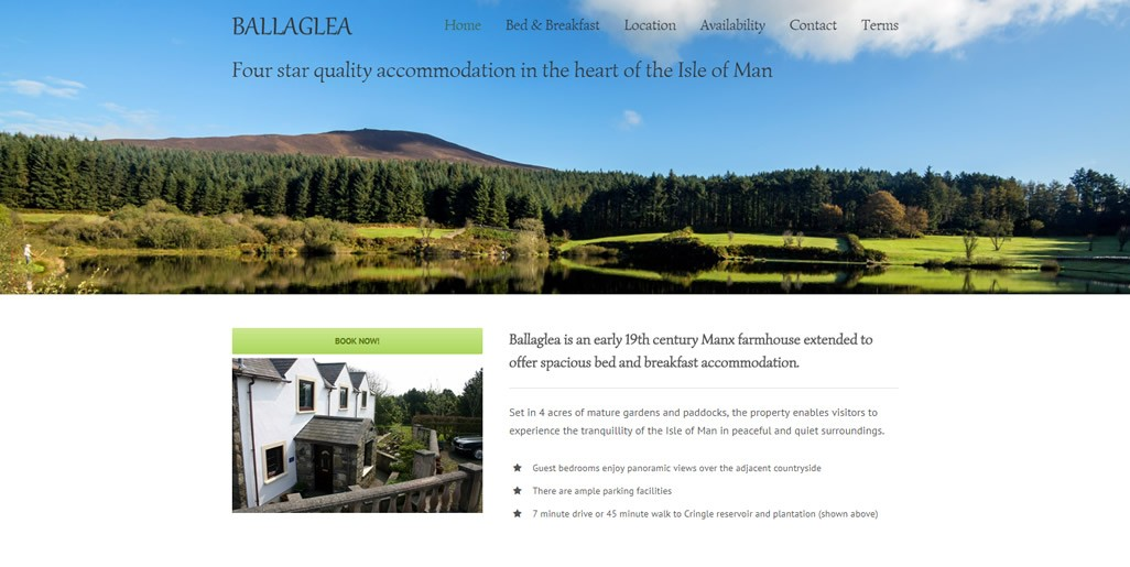 Ballaglea B&B