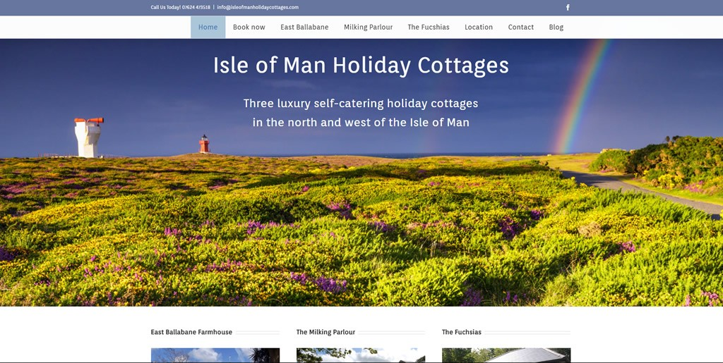 Isle of Man Holiday Cottages