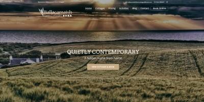 Manx Farm Cottages
