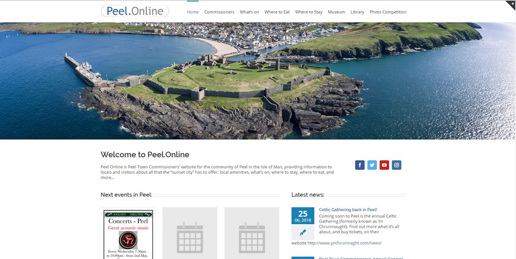 Peel Online