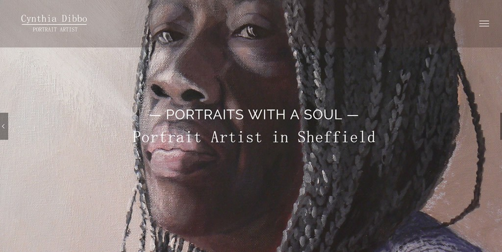 Portrait Artist Sheffield