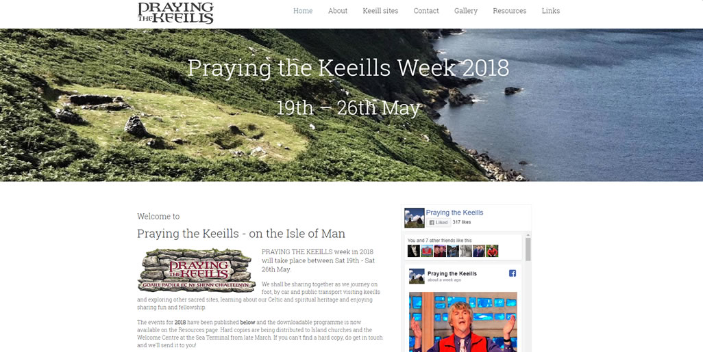 Praying the Keeills