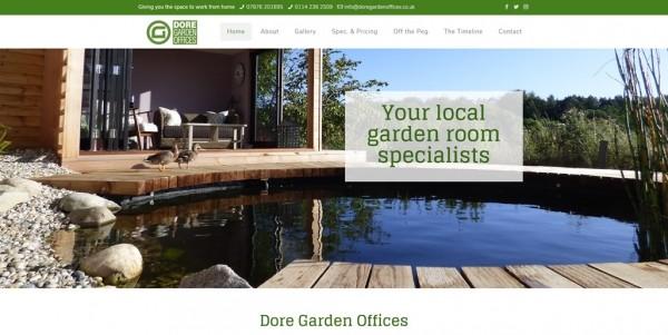 Dore Garden Offices