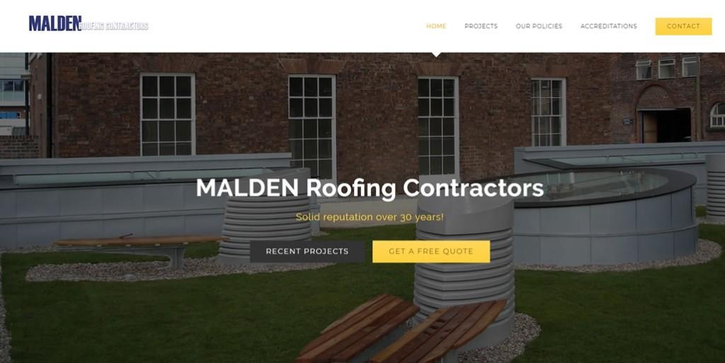 Malden Roofing