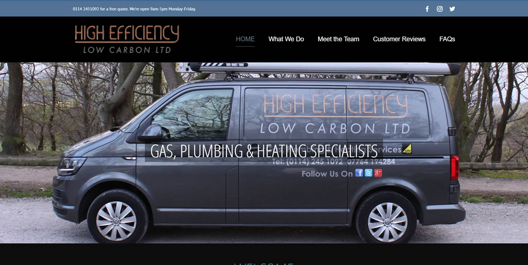High Efficiency Low Carbon Ltd