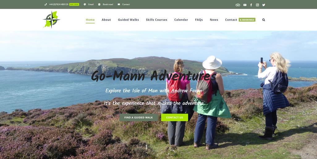 Go-Mann Adventures